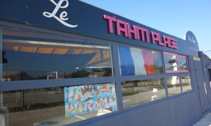 restaurant plage Hyères La Capte