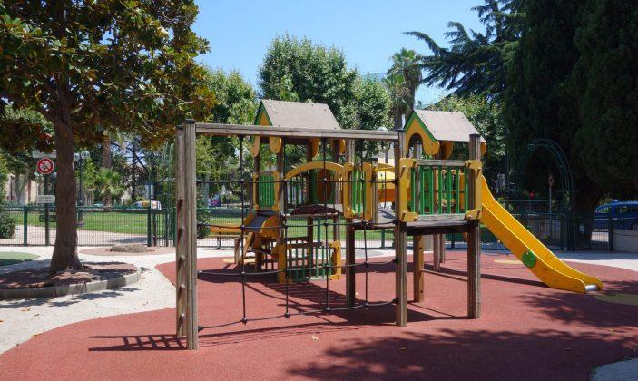jardin d'enfants hyères centre ville