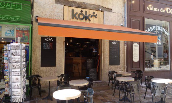 La Kantoche à Koko Hyères centre ville médiéval