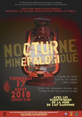Nocturnes Musée de La Mine