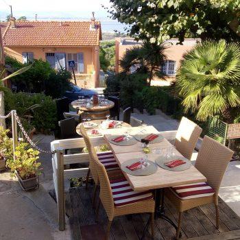 Mich'resto restaurant Giens village Hyères