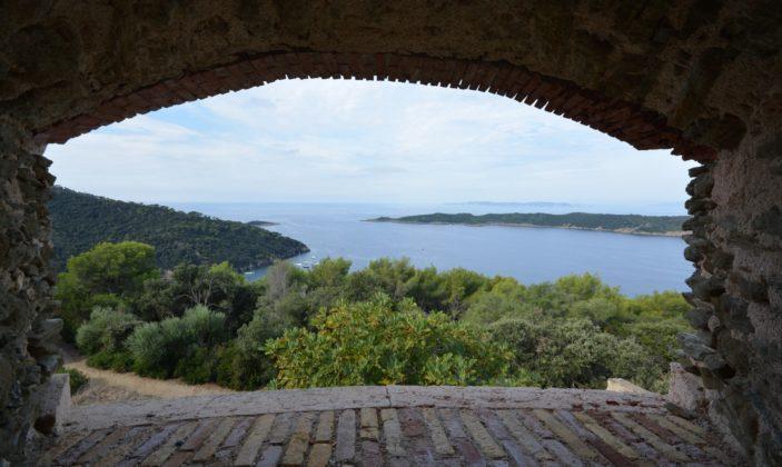 Fort de l'Estissac Port Cros