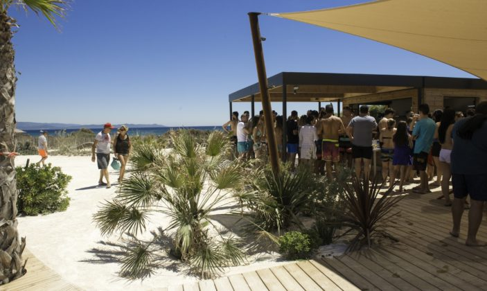Camping Eurosurf Trigano Hyères plage