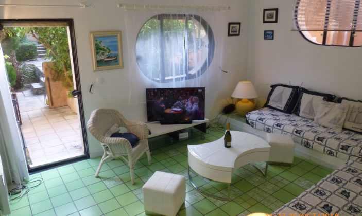 location appartement, île de Porquerolles, Parc National