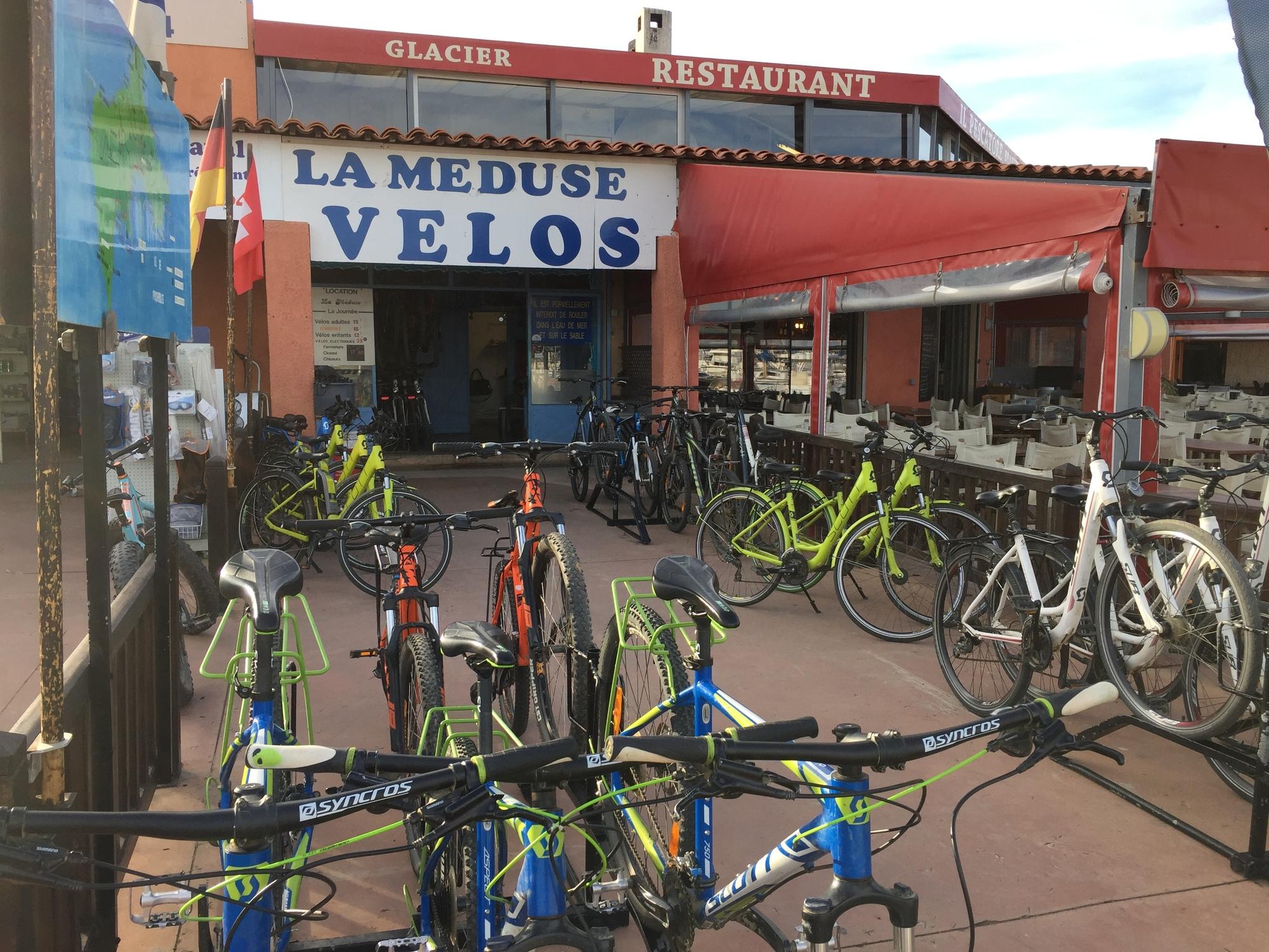 La Méduse à Hyères - Hyères Tourisme