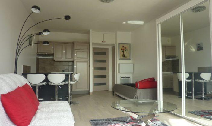 Appartement T1 – Mme Augé