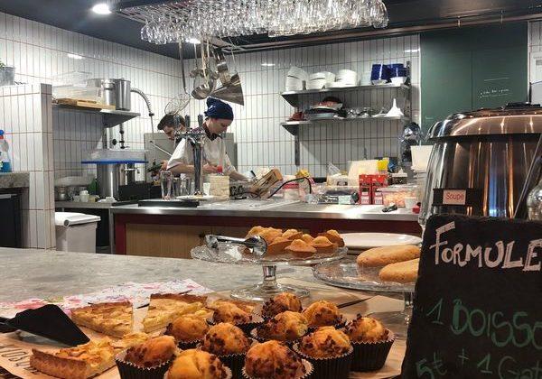 Restaurant le kiosque Hyères centre-ville