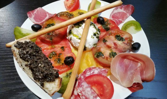 Assiette Fraîcheur