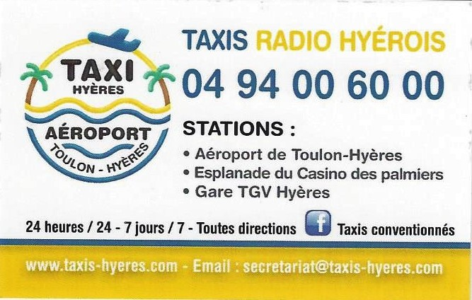Les Taxis Hyerois A Hyeres
