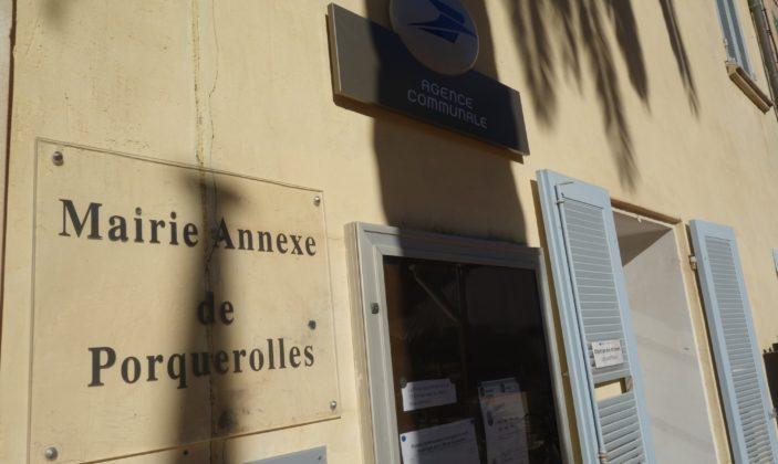 Agence postale communale île de Porquerolles Parc National