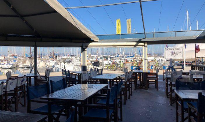 Restaurant Porquerolles IL Pescatore Port Mer Ile Port