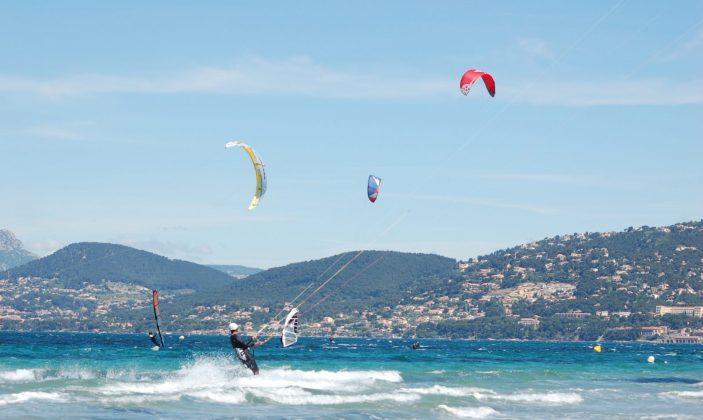 Championnat kite foil Hyères