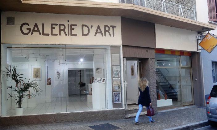 Galerie Marie Poscia