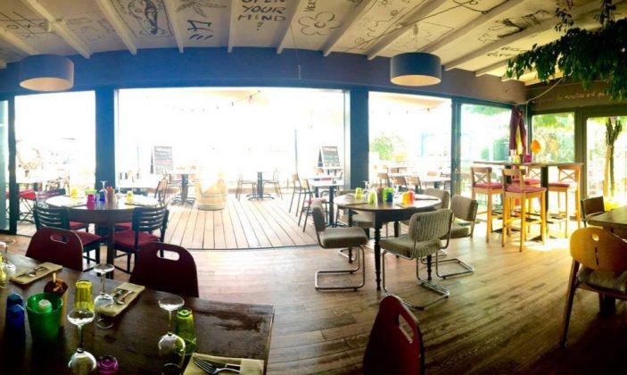 Restaurant La Bastide Hyères La Capte