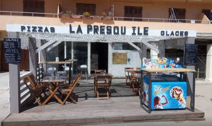 Pizzeria La Presqu'île Hyères