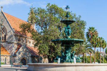 Fontaine Godillot à Hyeres