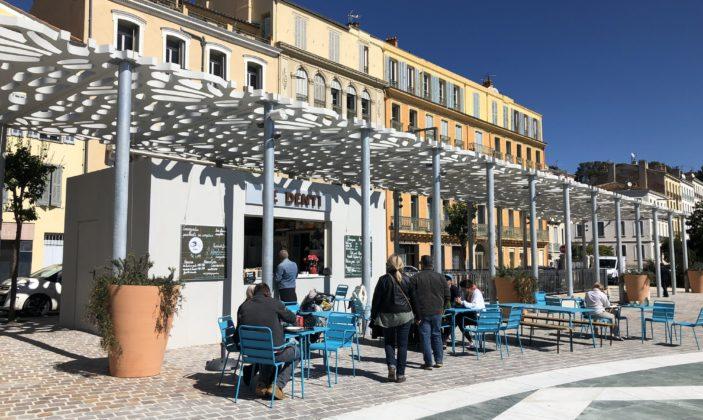 Restaurant Denti Hyères Centre-ville