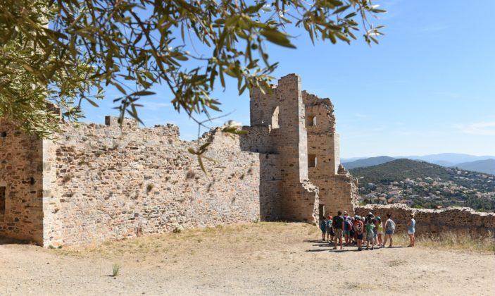 Visite guidée: Enquête au château Hyères