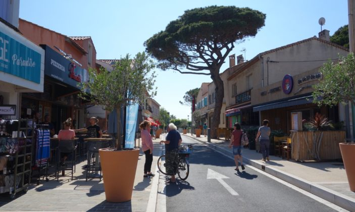 Rue des marchands La Capte Hyères