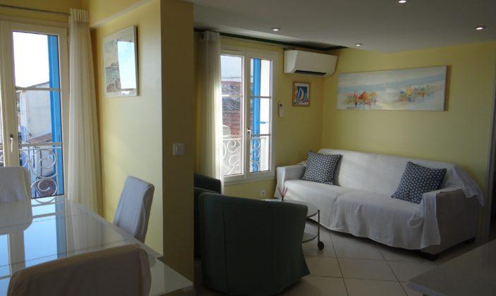 Appartement T2 E2- SARL Leontine