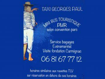Taxi Porquerolles Hyères