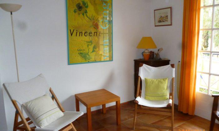 Porquerolles Locations de meublés appartement t2 Le Foyer