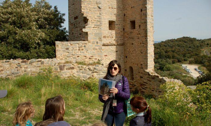Enquête au château / Visite guidée spécial enfant