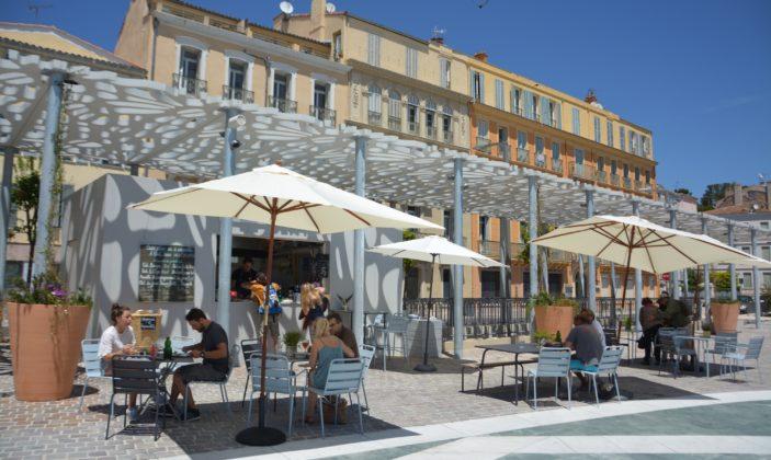 Restaurant Le Denti Hyères centre