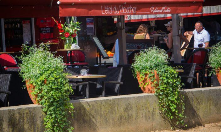 l'étal du boucher restaurant traiteur île de porquerolles parc national