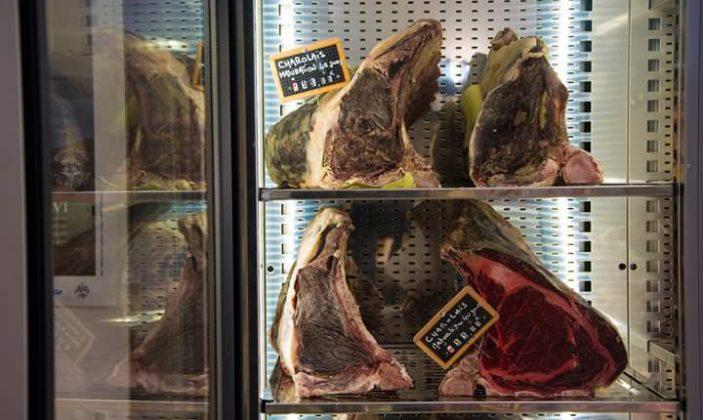 Boucherie viande maturée traiteur place d'Armes village Parc National