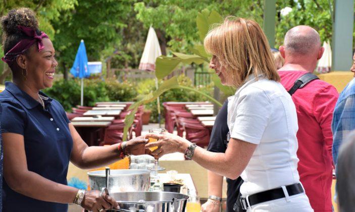 Restaurant Camping Les Pins Maritimes