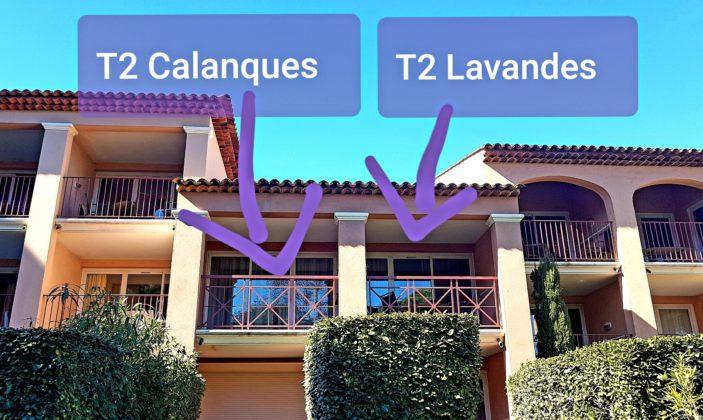 Appartement T2 Lavandes des Ecrins de la Badine – M Martin