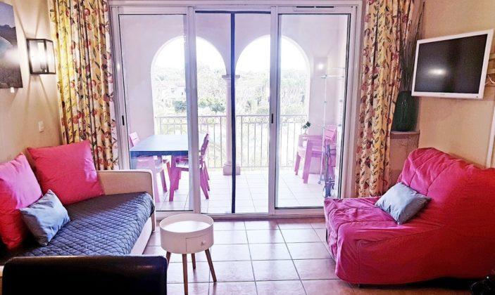 Appartement T2 Cabanons des écrins de la Badine – M et Mme Martin