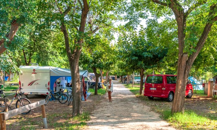 Camping l'île d'Or
