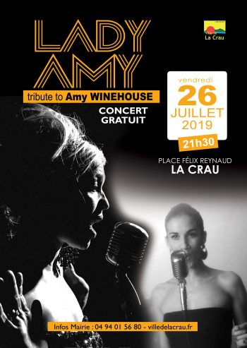 Concert Lady Amy