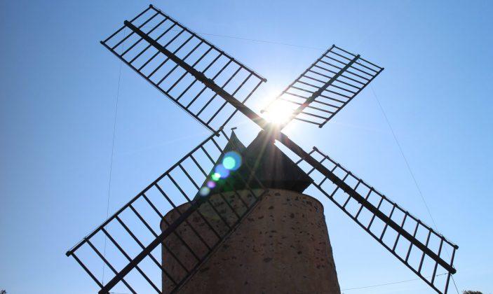 Moulin du bonheur Porquerolles