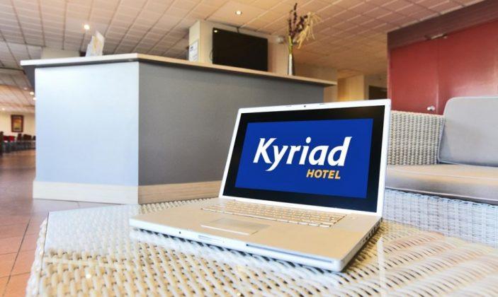 Kyriad La Garde