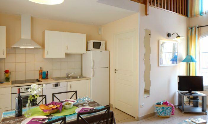 Appartement T1 Mezzanine – La Gabinière
