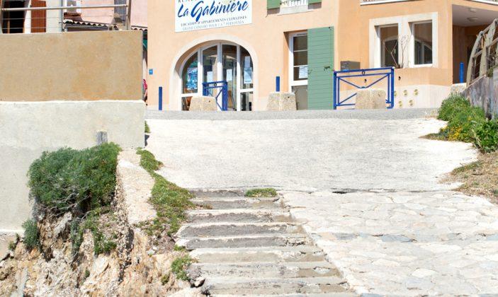 Appartement T1 – La Gabinière