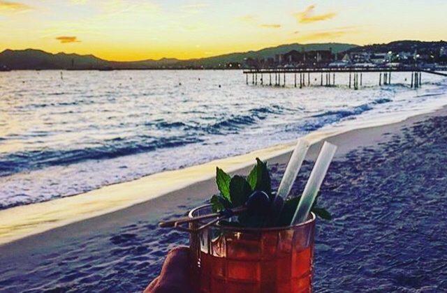 Le QUAI cocktails…