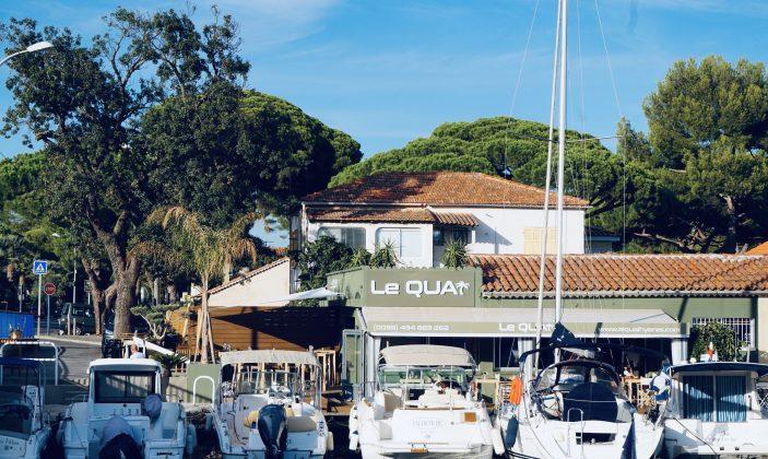 Le QUAI restaurant