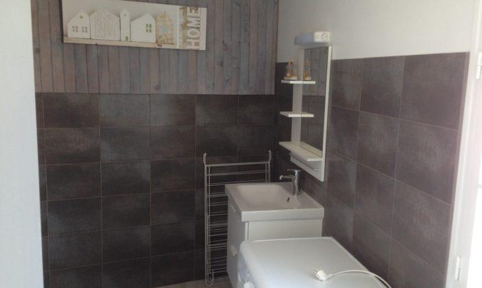 salle de bains à l'italienne