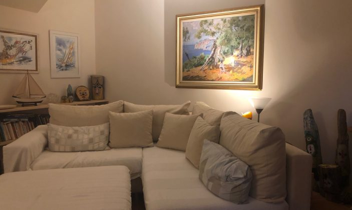 Villa Porquerolles Parc national île mer Mme Danel
