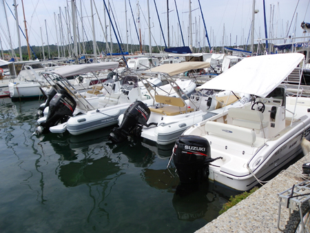 location de bateaux avec permis Porquerolles