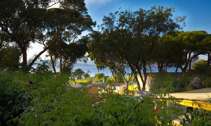 Camping Clair de Lune Hyères presqu'île de Giens La Madrague