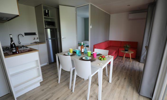 Mobil-Home  Mooréa avec SPA