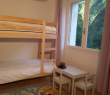 3e chambre (chambre d'enfant) / 3rd bedroom with bunk beds