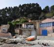 Le Pin de Galle / Le Pin de Galle and its fishermen houses