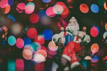 Grande parade et arrivée du Père Noël