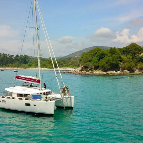 PHILISA APACA – LOCATION DE CATAMARAN